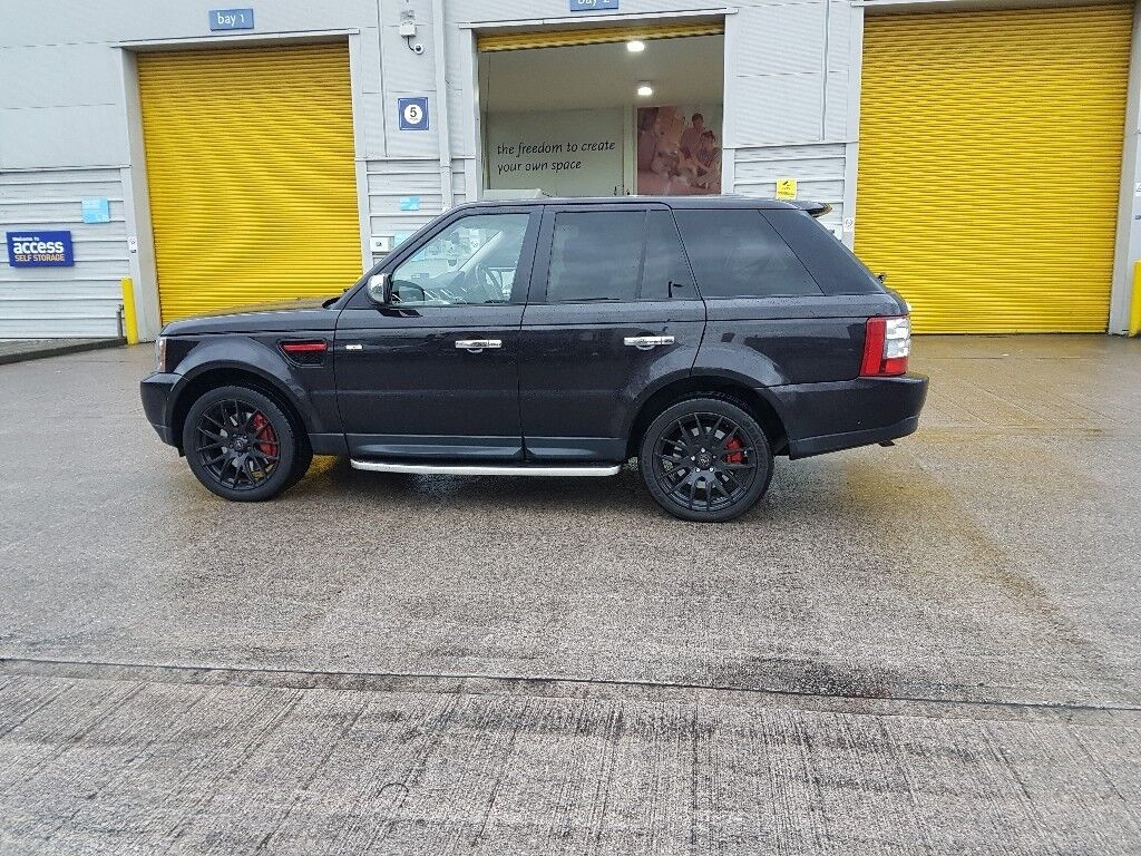 Land Rover Range Rover Sport 2.7TD V6 auto 2009MY HSE LOW mileage