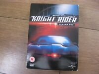 KNIGHT RIDER SEASON ONE DVD BOX SET