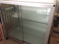 Glass Display Units (2 available)