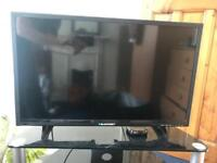 32 inch TV with HDMI and NowTv Box