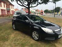 Vauxhall Insignia 2.0 Cdti Exclusive128 Cruise Bluetooth Aux 6Speed 1Yr MOT