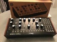 Moog Mother 32 analog modular synthesizer