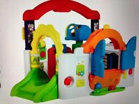Little Tikes Activity Garden in excellent condition with packaging box