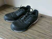 Uk 9 Site safety shoes / trainers style