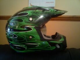 Crash helmet £30 Ono