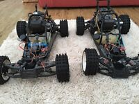 2 Petrol engine Rc cars - listening to all offers