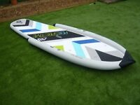2016 Aqua Marina Perspective Paddle Board USED ONCE! BARGAIN PRICE lower than RRP