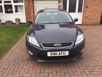Ford Mondeo Zetec Estate Econetic - High mileage but drives well
