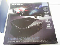 AverMedia DarkCrystal HD Capture Station