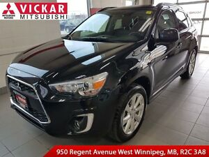 2015 Mitsubishi RVR GT / Moonroof / Remote Start