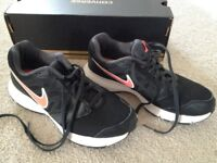 Ladies Nike Downshifter 6 trainers UK size 4, almost new
