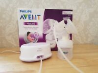 Philips Avent Electric Breast Pump - excellent condition