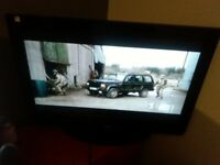 HITACHI 32 FREEVIEW HDMI GREAT FOR GAMING FIRE STICK VIRGIN SKY ETC