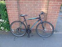 Python Quantum 8000 Hybrid Bike