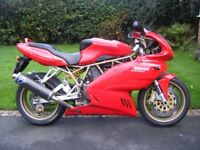 Ducati 900 SS. Genuine low mileage 10,000 miles Collectable Italian Classic might P/X