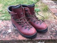 SCARPA Walking Boots. New old stock