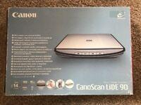 Canon CanoScan LiDE 90 Color Flatbed Scanner
