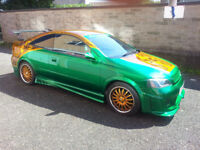 ASTRA COUPE 1.8 Astra Coupe Demo show car