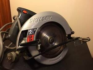 SKILSAW 184mm CIRCULAR SAW 5150,2 1/8HP ,MADE IN USA Endeavour Hills Casey Area Preview
