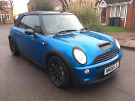 2008 (08) MINI COOPER S CONVERTIBLE 1.6 FULL HISTORY CHEAPEST IN THE COUNTRY