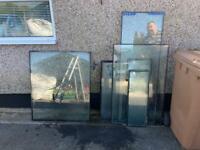 8 x glass units free