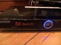 Humax t1000 pvr freeview recorder 500gb with smart features