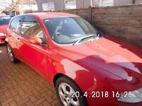 Alfa Romeo 147 diesel spares or repairs