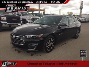 2017 Chevrolet Malibu 1LT NAVIGATION, CRUISE CONTROL, REAR VI...