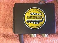 Kliktronic Electric Gear Changer for motorbike