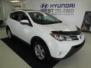2013 Toyota RAV4 XLE FWD 2.5L MAGS/TOIT OUVRANT 68$/semaine