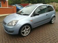 2006 Ford FIESTA 1.4 DIESEL M,O,T NOVEMBER 106,000 MILES FULL SERVICE HISTORY