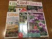 The garden magazines plus 2018 handbook