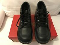 Size 5 Black Kickers Boots