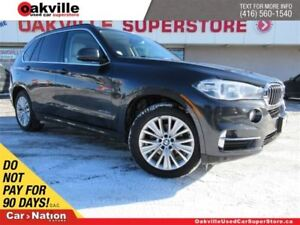 2014 BMW X5 35d | DIESEL | AWD | LEATHER | PANOROOF | NAVI