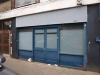Lock up Shop in residential part of Putney to Let