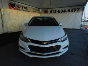 2017 Chevrolet Cruze PREMIER LEATHER HEATED SEATS !!