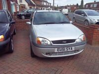 "2001 ""51"" reg Ford Fiesta 1.25 Freestyle"