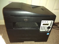 Dell Multifunction Laser Printer, Scanner, Coppier & Fax (original retail boxed)