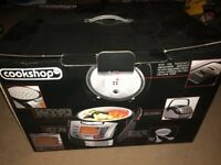 Cookshop brand new