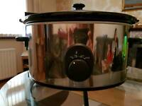 Breville slow cooker new