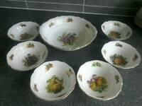 Vintage boe china items
