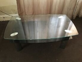 For sale at clearance TV stand or TV table