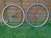 My old training wheels. 700 x 200