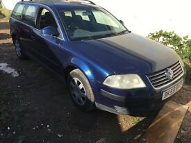 2005 Vw Passat 1.9 tdi diesel automatic cheap estate