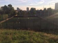 Play casual/friendly football games in Mile End. Join as an individual or team