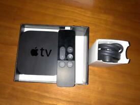 Apple TV 4th Gen Boxed *Mint Condition*
