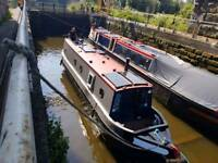 36ft Traditional Narrow Boat Sheba