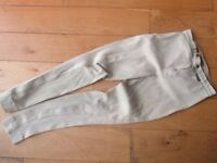 Girl's Riders Horse Riding Trousers Size 29