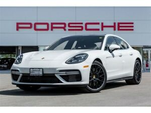 2018 Porsche Panamera Turbo|Premium Package Plus|Sport Package