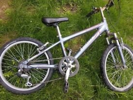 Boys bike 20.Shimano